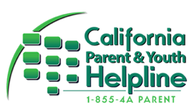 California parent and youth hotline