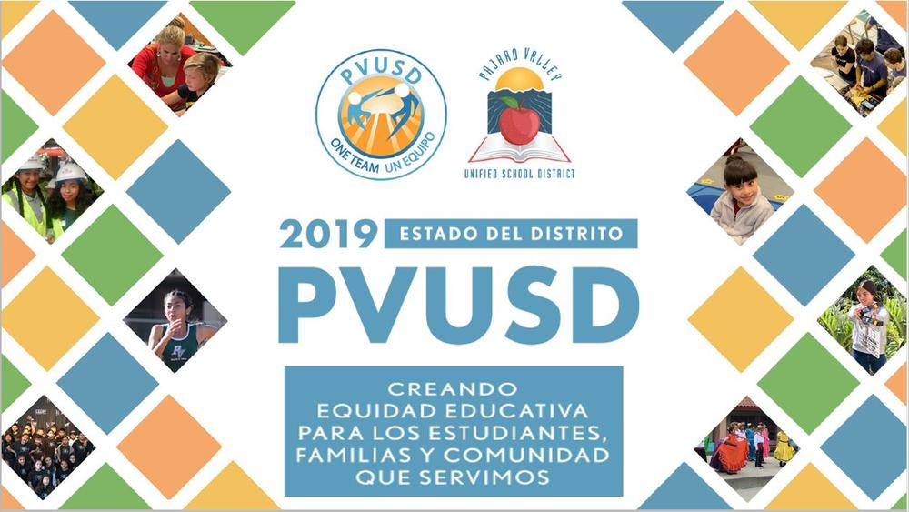 State of the District Spanish