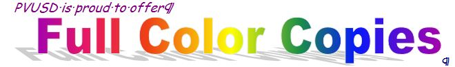 Full color Copies logo